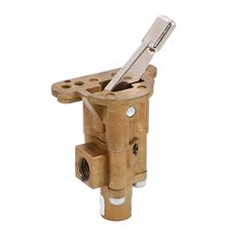 WM219 - Three-Way Two-Position Toggle Valve
