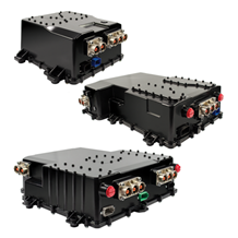 Hybrid Vehicle Traction Inverters