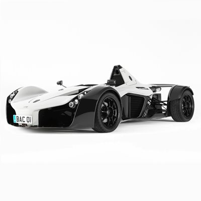 Curtiss-Wright Gear Position Sensors Selected For The World's Only Single-Seater Road Car