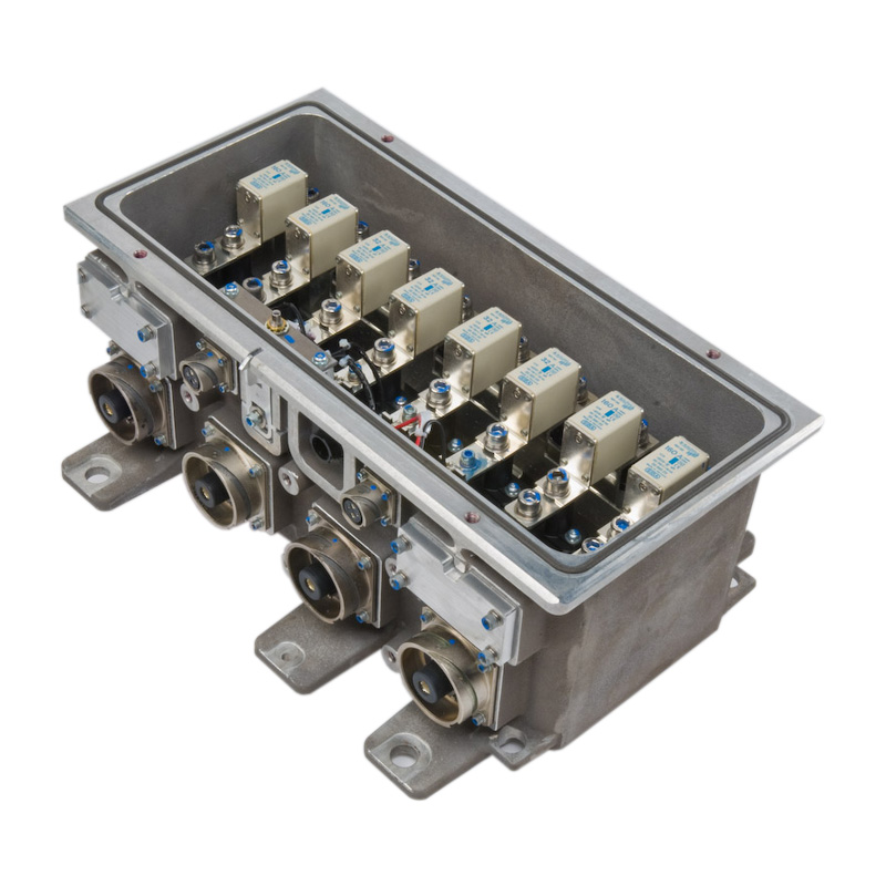 High voltage power distribution modules curtiss wright for Industrial distribution group