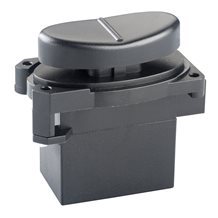 JC030 - Single-Axis, Low-Power, Fingertip Rocker Switch