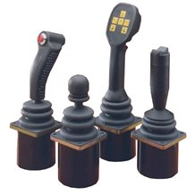 JC600 - Rugged Multi-Axis Joystick Controller